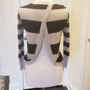 Banana Republic Open Back Sweater